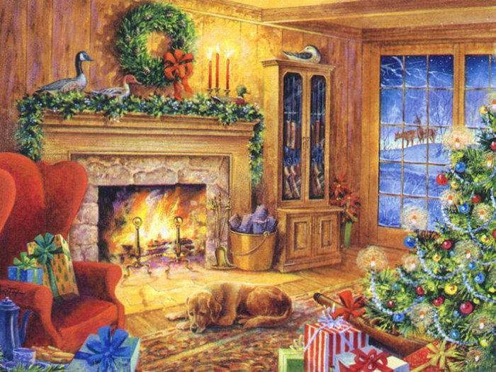 Новогодние и Рождественские праздники на базе отдыха!
